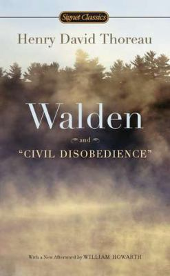 Walden and Civil Disobedience   2012 9780451532169 Front Cover