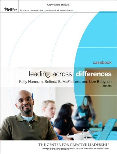 Leading Across Differences Casebook  2010 (Workbook) edition cover