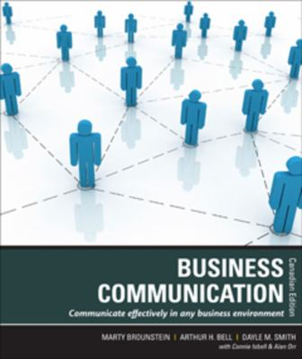 Business Communication   2010 9780470678169 Front Cover