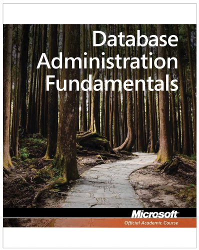 Database Administration Fundamentals Exam 98-364  2011 edition cover