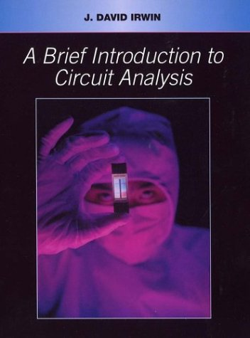 Brief Introduction to Circuit Analysis   2003 edition cover