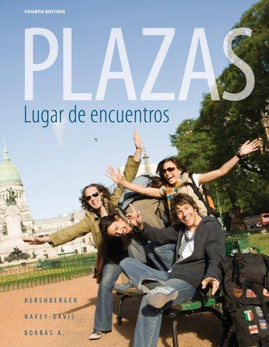 Plazas Lugar de Encuentros 4th 2012 edition cover