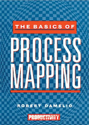 Basics of Process Mapping   1996 edition cover
