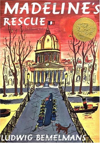 Madeline's Rescue   1981 edition cover