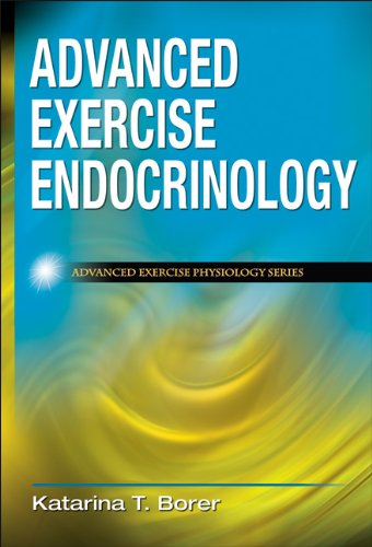 Advanced Exercise Endocrinology   2013 edition cover