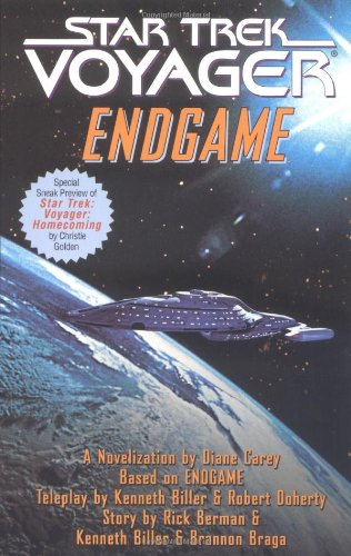 Endgame   2001 9780743442169 Front Cover