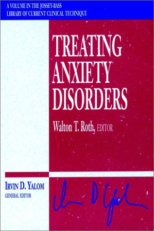 Treating Anxiety Disorders   1997 edition cover