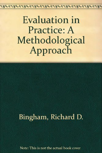 Evaluation in Practice : A Methodological Approach 1st 1989 edition cover