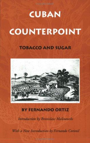 Contrapunteo Cubano del Tobacco y el Azucar   1995 edition cover