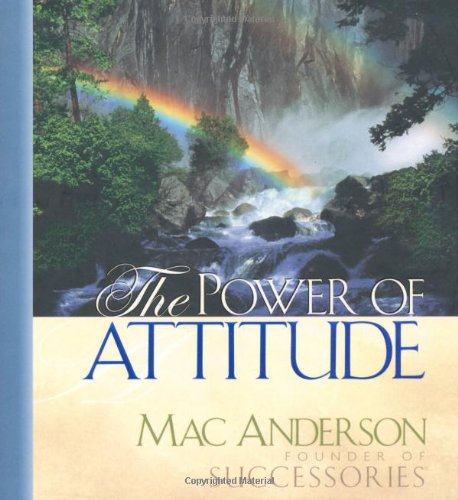 Power of Attitude   2004 9781404100169 Front Cover