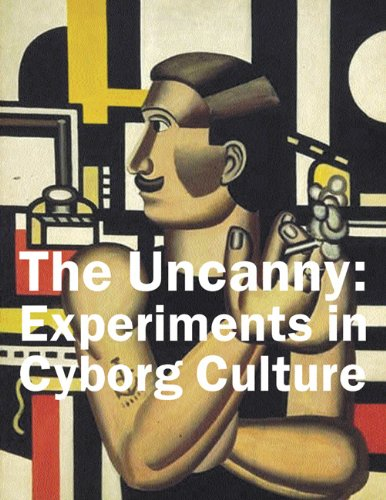 Uncanny Experiments in Cyborg Culture  2001 edition cover