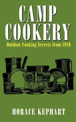 Camp Cookery  N/A 9781557095169 Front Cover