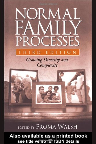 Normal Family Processes, Third Edition Growing Diversity and Complexity 3rd 2003 (Revised) edition cover
