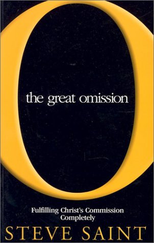 Great Omission : Fulfilling Christ's Commission Completely N/A edition cover