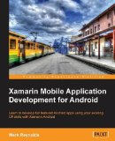 Xamarin Mobile Application Development with Android  N/A edition cover
