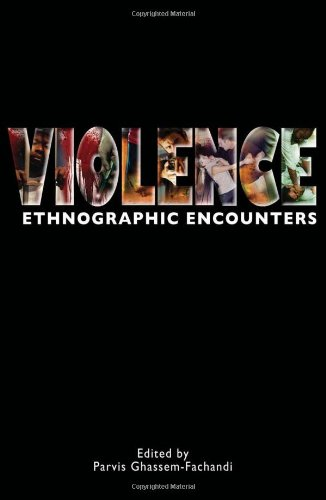 Violence Ethnographic Encounters  2009 edition cover