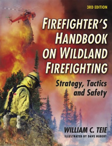 Firefighter's Handbook on Wildland Firefighting 3rd 2005 edition cover