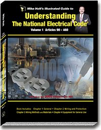 Mike Holt's Illustrated Guide Understanding the NEC Based on 2005 5th 2005 edition cover