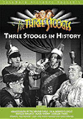The Three Stooges - Three Stooges in History System.Collections.Generic.List`1[System.String] artwork