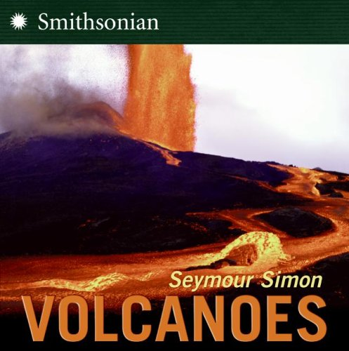 Volcanoes   2006 9780060877170 Front Cover