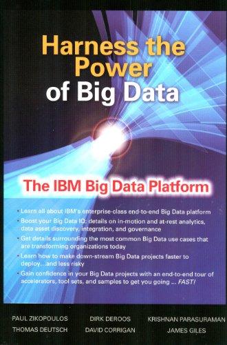Harness the Power of Big Data the IBM Big Data Platform   2012 edition cover