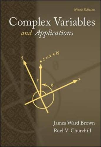 Complex Variables and Applications  9th 2014 9780073383170 Front Cover