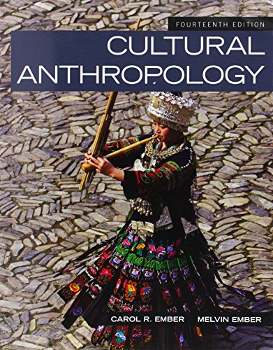 Cultural Anthropology + New Myanthrolab for Cultural Anthropology:   2014 9780134114170 Front Cover