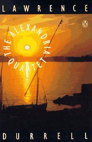 Alexandria Quartet  Reprint edition cover
