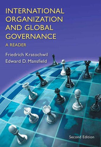 International Organization and Global Governance A Reader 2nd 2006 (Revised) edition cover