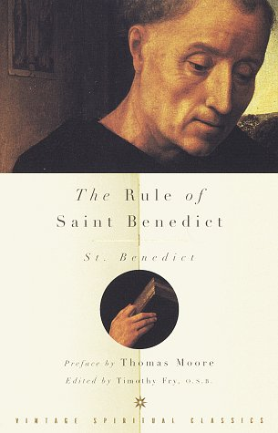 Rule of Saint Benedict   1998 edition cover