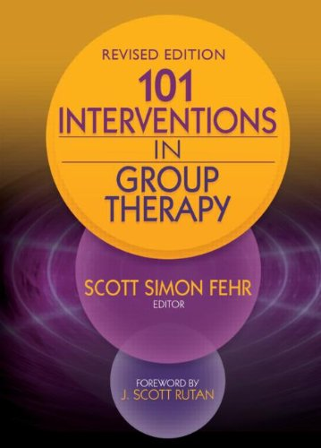 101 Interventions in Group Therapy, Revised Edition   2010 (Revised) edition cover