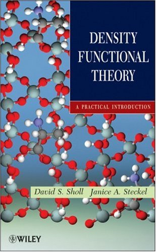Density Functional Theory A Practical Introduction  2009 edition cover