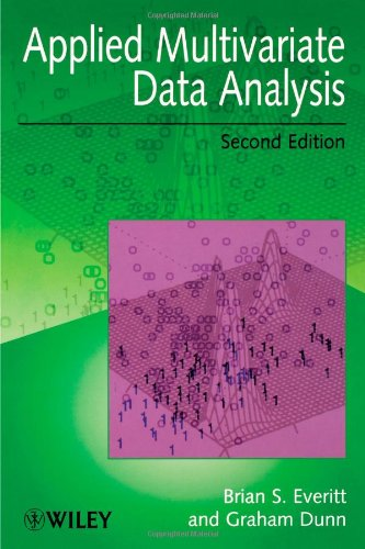 Applied Multivariate Data Analysis  2nd 2001 9780470711170 Front Cover