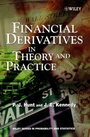 Financial Derivatives in Theory and Practice   2000 9780471967170 Front Cover
