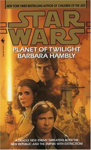 Planet of Twilight: Star Wars Legends   1997 (Reprint) 9780553575170 Front Cover