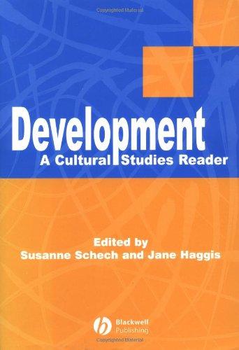 Development A Cultural Studies Reader  2002 edition cover
