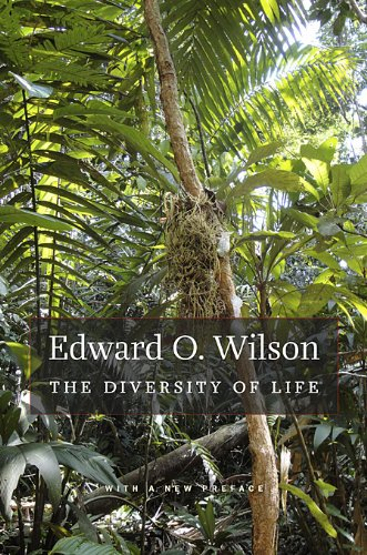 Diversity of Life  2nd 1992 edition cover