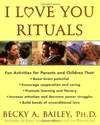 I Love You Rituals   2000 edition cover