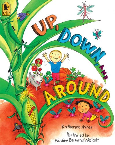 Up, down, and Around  N/A edition cover
