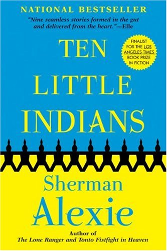 Ten Little Indians   2003 edition cover