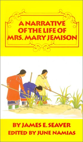Narrative of the Life of Mrs. Mary Jemison  N/A 9780806127170 Front Cover