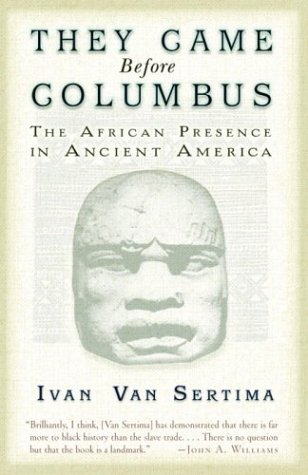 They Came Before Columbus The African Presence in Ancient America  2003 edition cover