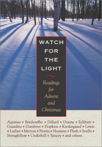 Watch for the Light Readings for Advent and Christmas  2001 9780874869170 Front Cover