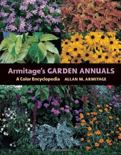 Armitage's Garden Annuals A Color Encyclopedia  2004 edition cover