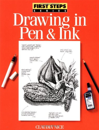 Drawing in Pen and Ink   1997 edition cover