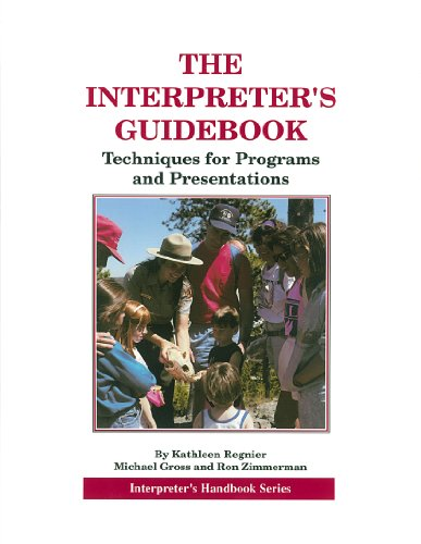 Interpreter's Guidebook : Techniques for Programs and Presentations  1992 edition cover