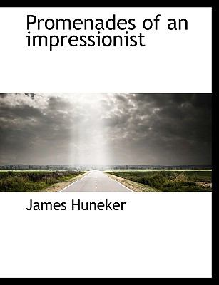 Promenades of an Impressionist  N/A 9781116009170 Front Cover