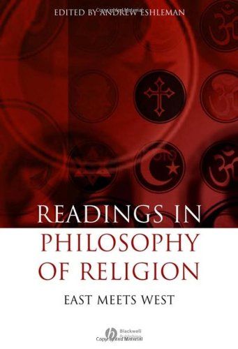 Readings in the Philosophy of Religion East Meets West  2008 edition cover