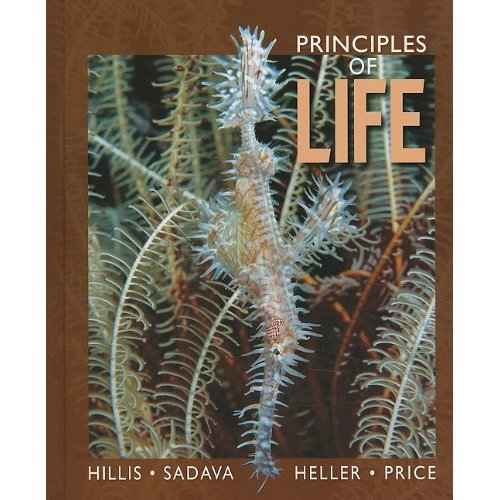 Principles of Life High School Edition N/A edition cover