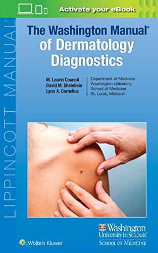 Cover art for The Washington Manual of Dermatology Diagnostics, 1st Edition